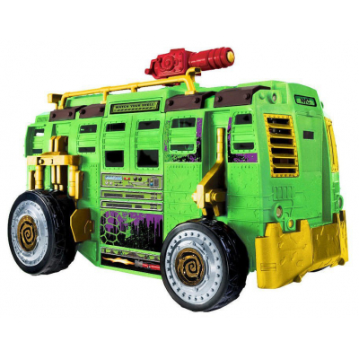Боевой транспорт TMNT Черепашки-Ниндзя Штурмовой фургон (94429)