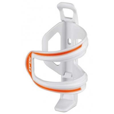 Флягодержатель XLC BC-S06, бело-оранжевый (2503210602)