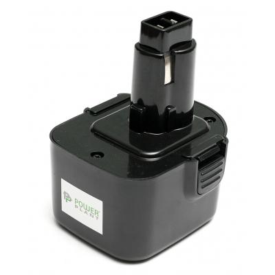 Аккумулятор к электроинструменту PowerPlant для DeWALT GD-DE-12 12V 1.3Ah NICD(DE9074) (DV00PT0033)