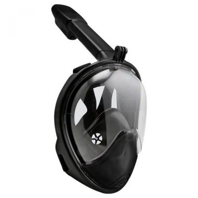 Маска для дайвинга JUST Breath Pro Diving Mask S/M Black (JBRP-SM-BK)