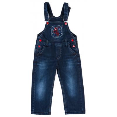 a-yugi джинсовый утепленный 1074-104B-blue